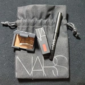 NARS Mini Makeup Set with Pouch